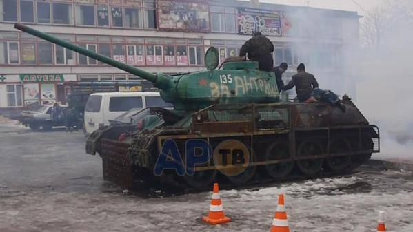 antratsit lugansk t-34