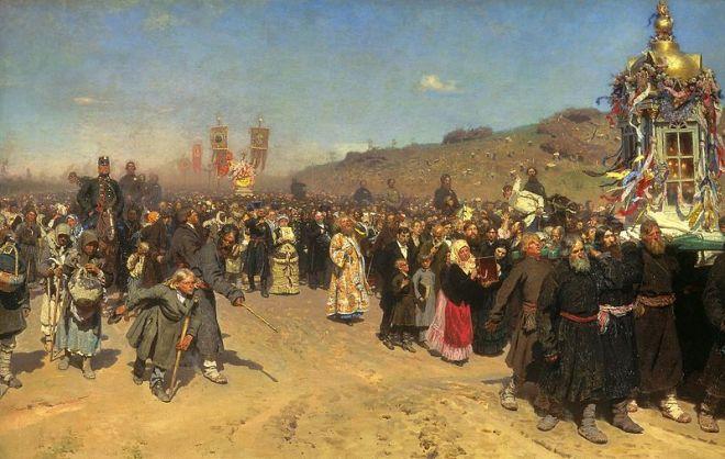 theotokos of kursk ilya repin 1880-3