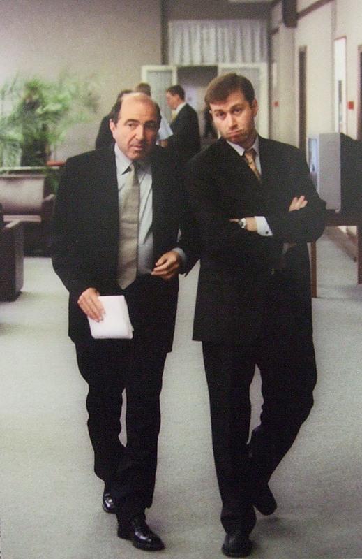 1990s berezovski and abramovich