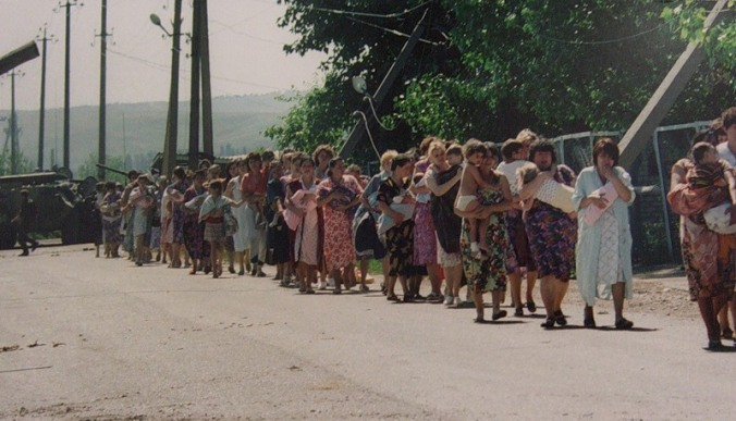 1990s budenovsk hostages