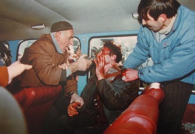 1990s georgia gamsakhurdia 1992