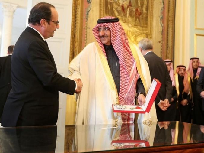saudi legion of honor